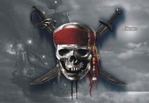 Fototapet FTDm 0285 Piratii din Caraibe0