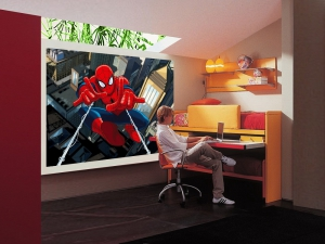 Fototapet FTDm 0714 Spiderman