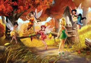 Fototapet FTD 0251 Fairies0