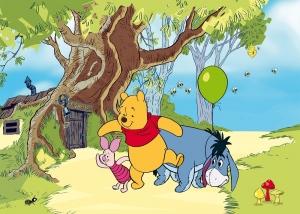 Fototapet FTD 0247 Winnie the Pooh0