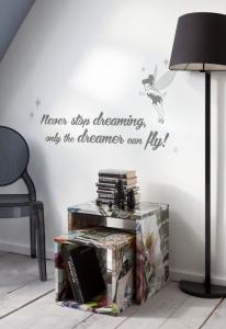 Sticker decorativ 14001 Never stop dreaming0