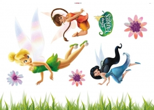 Sticker decorativ 14011 Fairies1