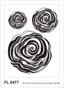 Sticker decorativ FL0477 Sfere