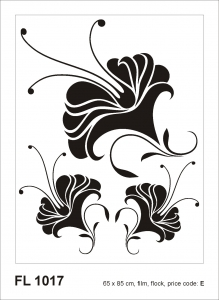 Sticker decorativ FL1017 Floral0