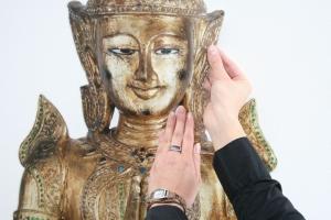 Sticker decorativ 17701 Buddha2