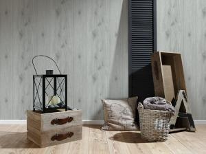 Tapet 30043-3 Wood & Stone1