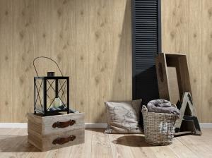 Tapet 30043-4 Wood & Stone1