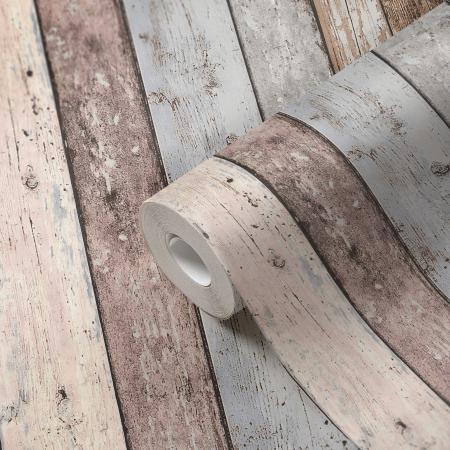 Tapet 8550-39 Wood & Stone2