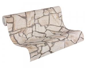 Tapet 9273-23 Wood 'n' Stone1