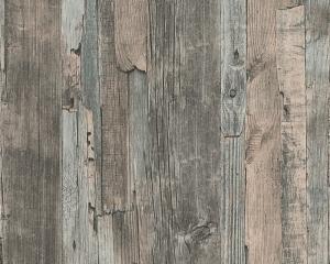 Tapet 95405-2 Wood & Stone0