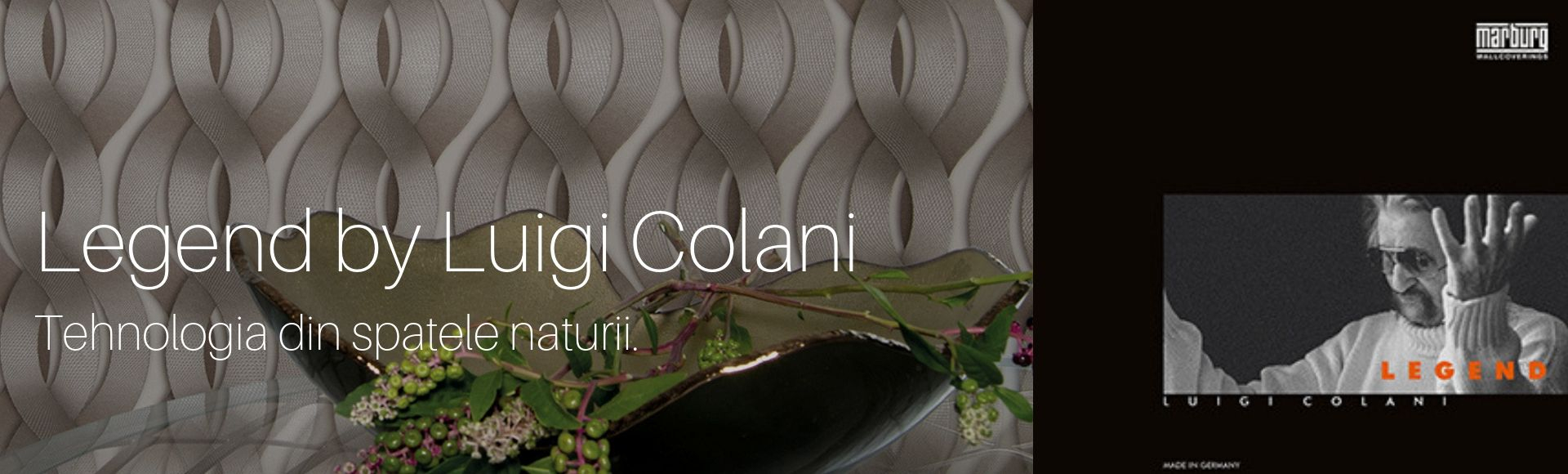 Tapet - Colani Legend