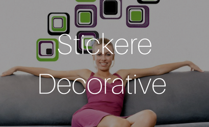 Stickere Decorative - decorațiuni autoadezive