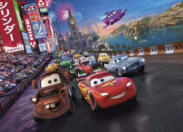 Fototapet 4-401 Cars Race