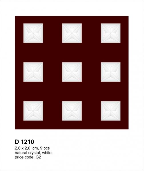 Cristal natural D1210