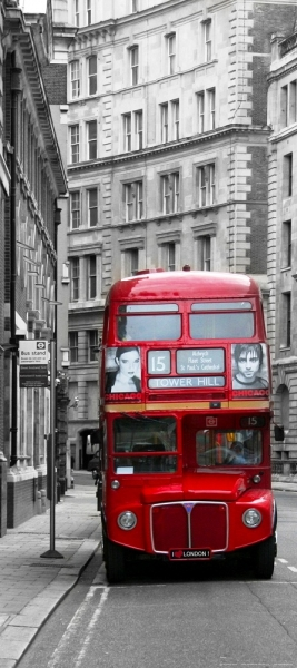 Fototapet FTV 1512 London Bus