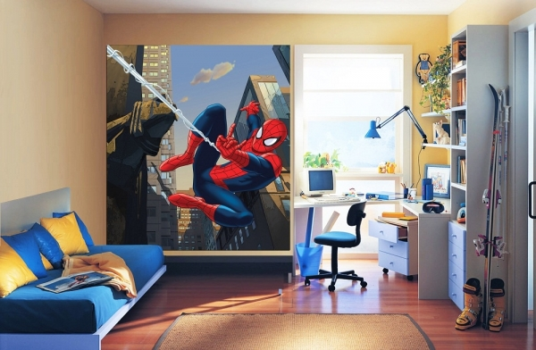 Fototapet FTDxl 1919 Spiderman, super eroul