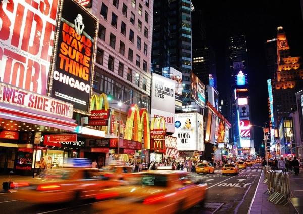 Fototapet FTS 1308 Manhattan