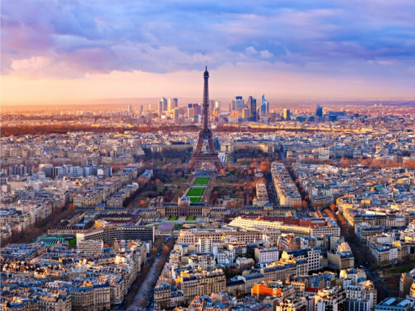 Fototapet FT 1441 Vedere Paris