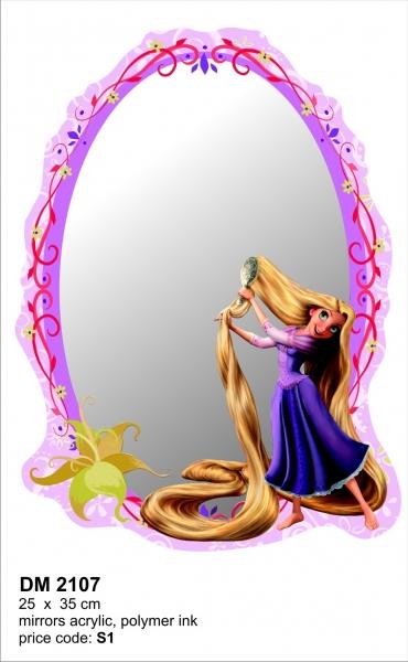 Oglinda DM2107 Rapunzel
