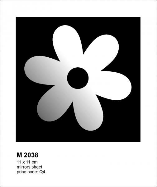Oglinda M2038 Floricica
