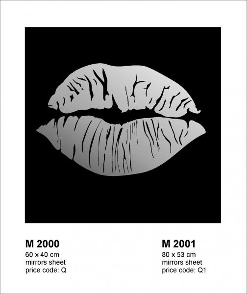 Oglinda M2000 Kiss
