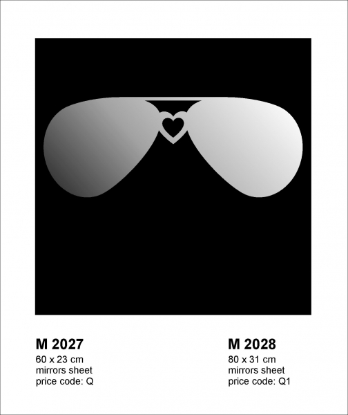 Oglinda M2028 Ochelari de soare