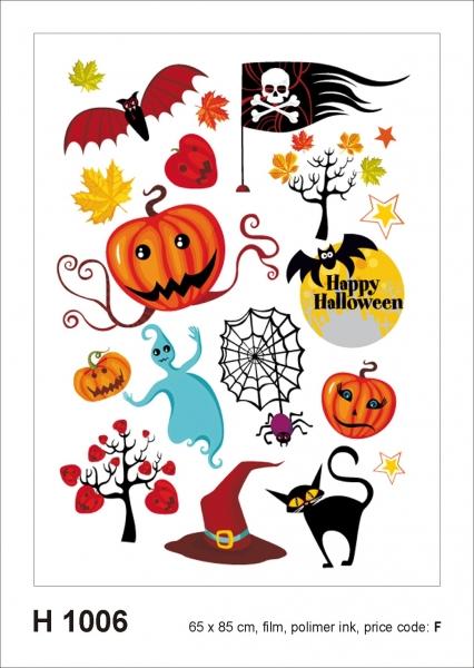 Sticker decorativ H1006 Halloween