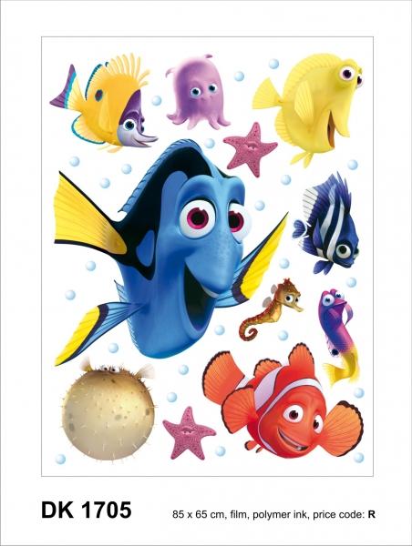 Sticker decorativ DK1705 Nemo