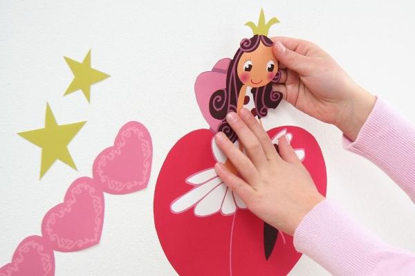Sticker decorativ 17007 Fairy