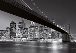Fototapet 00140 Podul Brooklyn NY