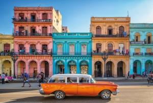 Fototapet XXL4-042 Havana