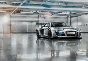 Fototapet 8-957 Audi R8 Le Mans