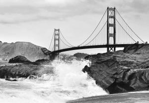 Fototapet 00967 Podul Golden Gate
