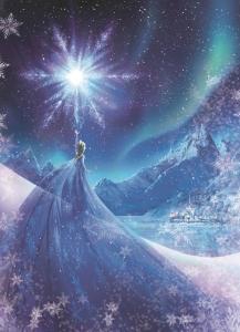 Fototapet 4-480 Frozen Snow Queen