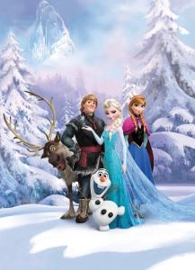 Fototapet 4-498 Frozen Winter Land