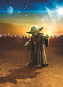 Fototapet 4-442 STAR WARS Master Yoda