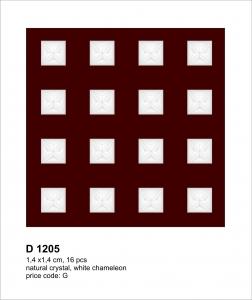 Cristal natural D1205