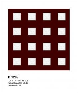 Cristal natural D1209