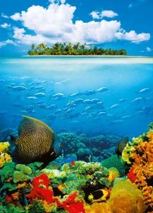 Fototapet 00374 Insula tropicala