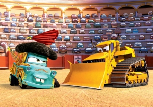 Fototapet 759 P8 Gladiatorii Cars