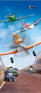 Fototapet FTDv 1832 Planes in viteza