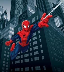 Fototapet FTDxl 1921 Spiderman, salvatorul