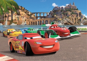 Fototapet FTD 2221 Cars Race