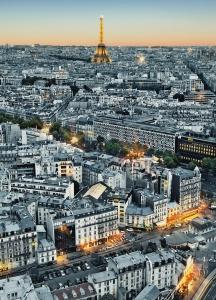Fototapet 00434 Vedere Paris