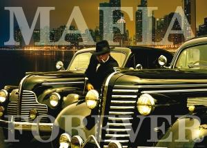 Fototapet FTM 0815 Mafia