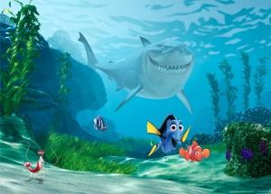 Fototapet FTDm 0724 Nemo