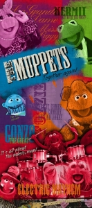 Fototapet FTDv 1805 The Muppets