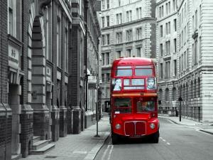 Fototapet FT 1432 Turist in Londra