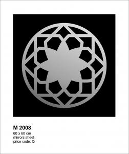 Oglinda M2008 Geometrie