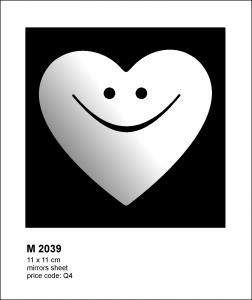 Oglinda M2039 Inimioara